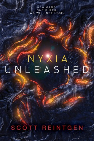 Review: Nyxia Unleashed by Scott Reintgen
