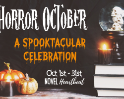 The Horror October Readathon Kicks Off!