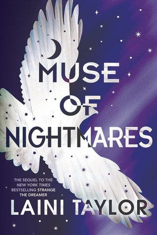 Review: Muse of Nightmares by Laini Taylor