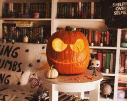 Horror October: Week 1 Recap & Pumpkin Mini Challenge