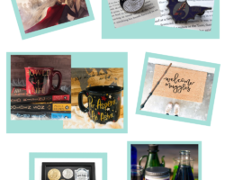 Top Ten Tuesday: Bookish Merch on My Wishlist