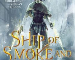 ARC Review: Ship of Smoke & Steel by Django Wexler