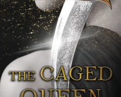 Review: The Caged Queen by Kristen Ciccarelli