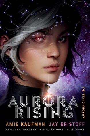 Audiobook Review: Aurora Rising by Jay Kristoff & Amie Kaufman