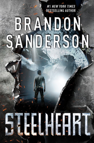 Review: Steelheart by Brandon Sanderson