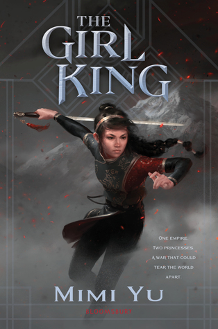 Review: The Girl King by Mimi Yu