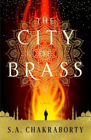 Review: City of Brass by S.A. Chakraborty