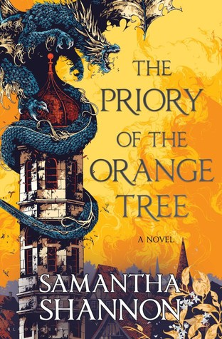 Review: Priory of the Orange Tree by Samantha Shannon