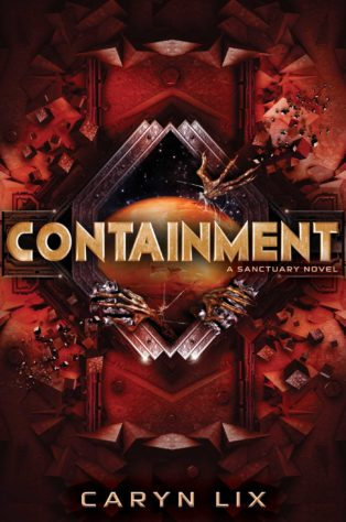 Review: Containment by Caryn Lix