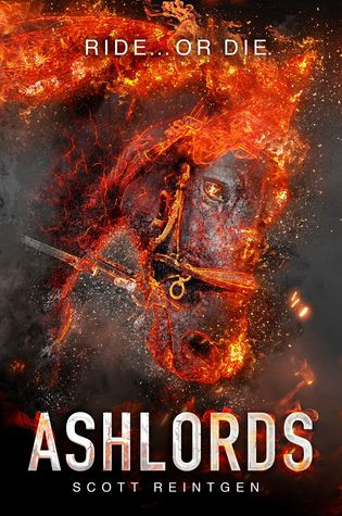 ARC Review: Ashlords by Scott Reintgen
