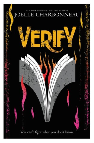 Review: Verify by Joelle Charbonneau