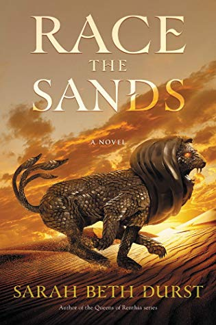 DNF Review: Race the Sands by Sarah Beth Durst