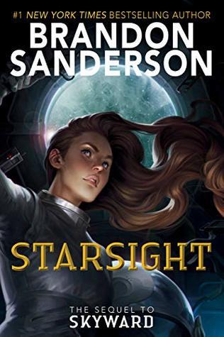 Review: Starsight by Brandon Sanderson