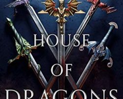 ARC Review: House of Dragons by Jessica Cluess