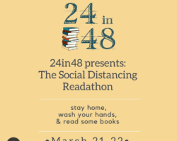 #24in48 Readathon & Spring Into Readingathon TBR