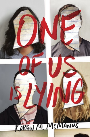Audiobook Review: One of Us is Lying by Karen M. McManus