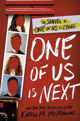Audiobook Review: One of Us is Next by Karen M. McManus