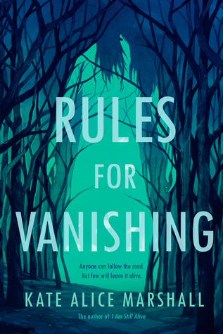 Audiobook Review: Rules for Vanishing by Kate Alice Marshall