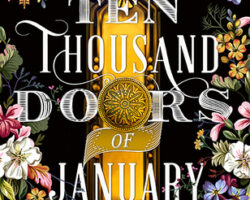 Audiobook Review: The Ten Thousand Doors of January by Alix E. Harrow