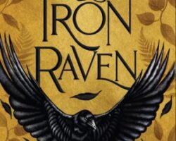 ARC Review: The Iron Raven by Julie Kagawa