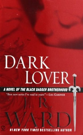 DNF Review: Dark Lover by J.R. Ward
